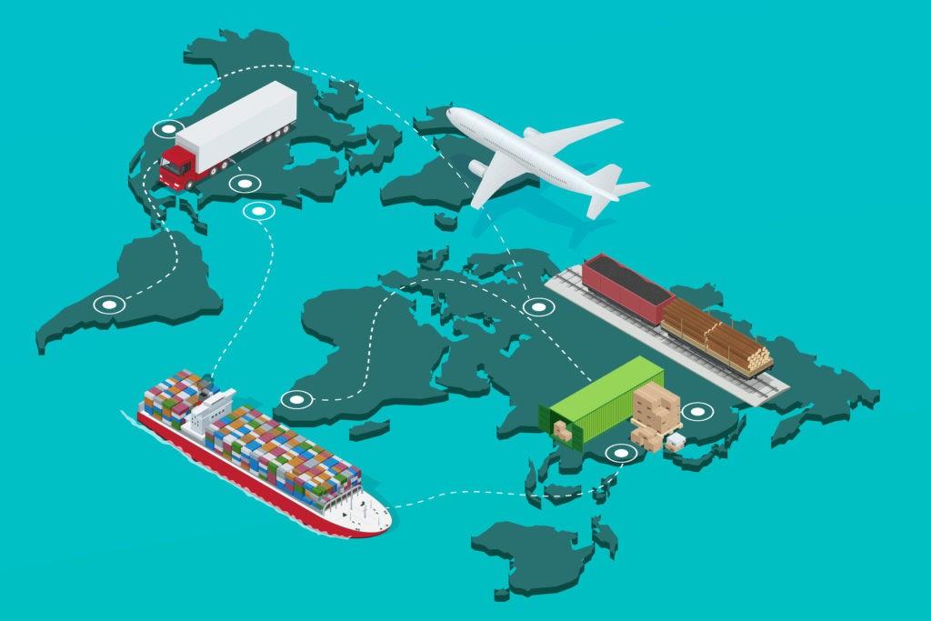 从中国进口产品