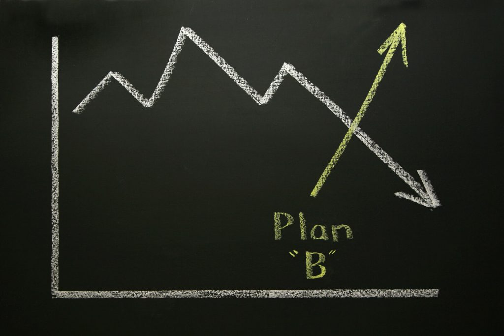 No backup supplier options for plan B