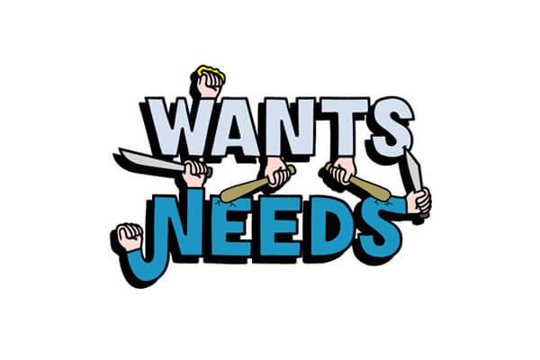 Want v.s. need 01