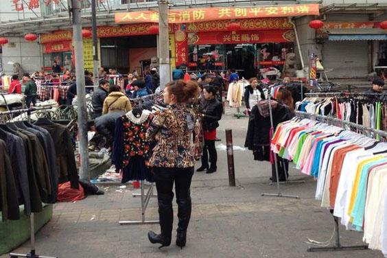 Clothing Market