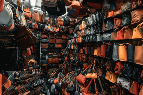 Female Handbags Collection