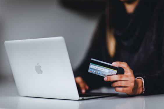 Paying Using Credit Card